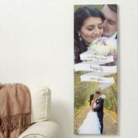 Wedding Photos Canvas Print