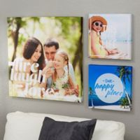 Photo Expressions 24-Inch x 24-Inch Canvas Print.