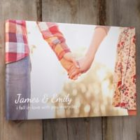 Our Photo Memories 12-Inch x 18-Inch Canvas Print