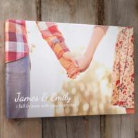 Our Photo Memories 24-Inch x 36-Inch Canvas Print