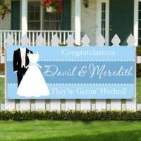Wedding Shower Banner