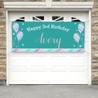 Birthday Girl Party Banner