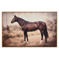 Renwil Florian 32-Inch x 50-Inch Rectangular Framed Canvas Wall Art