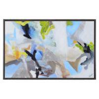 Renwil Polaris 32-Inch x 50-Inch Framed Canvas Wall Art