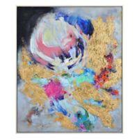 Renwil Baruth 60-Inch x 50-Inch Framed Canvas Wall Art