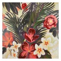 Renwil Blossom 60-Inch Square Canvas Wall Art