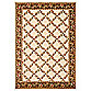 Safavieh Lyndhurst Flower and Vine 8-Foot x 11-Foot Room Size Rug in Ivory