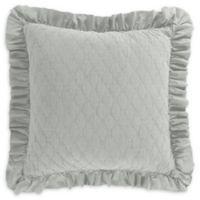Levtex Home Sandwash European Pillow Sham in Blue