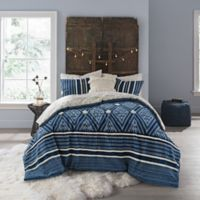 Anthology™ Henley Reversible Twin/Twin XL Comforter Set in Blue