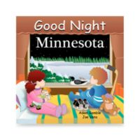 """Good Night Minnesota"" Board Book"