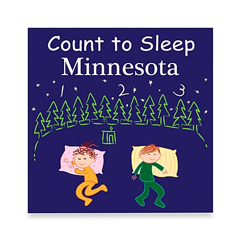 Count to Sleep Board Book in Minnesota