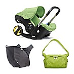 Doona™ Infant Car Seat/Stroller Essentials Bundle in Green/Fresh