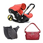 Doona™ Infant Car Seat/Stroller Essentials Bundle in Red/Love