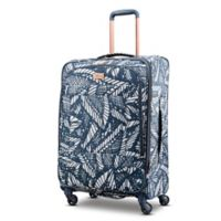 American Tourister® Belle Voyage 25-Inch Spinner Checked Luggage in Floral