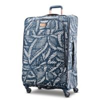 American Tourister® Belle Voyage 28-Inch Spinner Checked Luggage in Floral