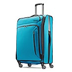 American Tourister® Zoom 28-Inch Spinner Checked Luggage in Teal