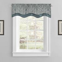 J. Queen New York™ Sicily Window Valance in Teal
