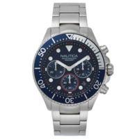 Nautica® Men's 44mm NAPWPC006 Chronograph Watch