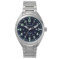 Nautica® Battery Park Men's 44mm NAPBTP004 Water Resistant Watch