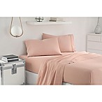 UGG® Sunwashed Deep-Pocket Twin XL Sheet Set in Quartz