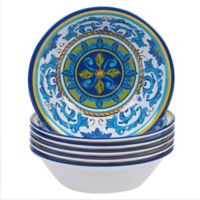 Certified International Lucca All Purpose Bowls (Set of 6)