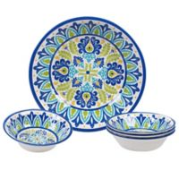 Certified International Martinique 5-Piece Serving/Salad Set