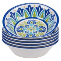 Certified International Martinique All-Purpose Bowls (Set of 6)