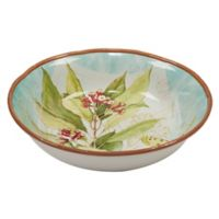 Certified International Herb Blossoms Serving/Pasta Bowl