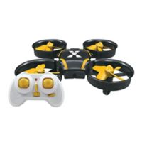 XDrone Cyclone Drone with Auto Takeoff, Auto Landing and Auto Hover in Black