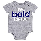Baby Starters® Size 3M Bald Bodysuit in Blue