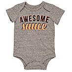 Baby Starters® Size 9M Awesome Sauce Bodysuit in Grey