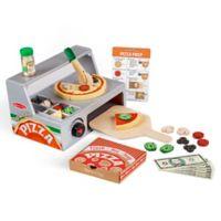 Melissa & Doug® Top & Bake Pizza Counter 34-Piece Playset
