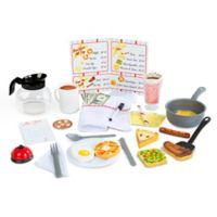 Melissa & Doug® Star Diner Restaurant 41-Piece Playset