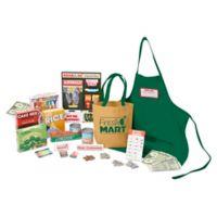 Melissa & Doug® Fresh Mart Grocery Store Companion 70-Piece Playset