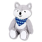 The Peanut Shell® Woodland Dreams Grey Fox Plush
