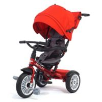 Bentley 6-in-1 Baby Stroller/Kids Trike in Red