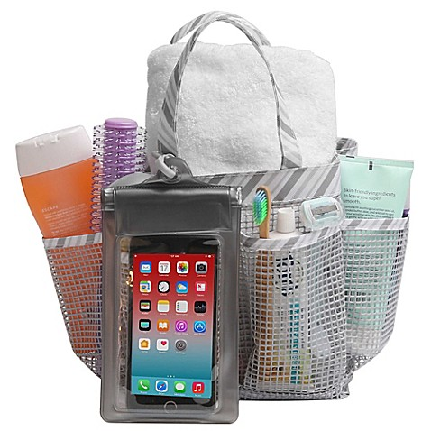 image of Mesh Shower Tote