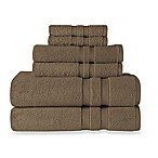 Wamsutta® Ultra Soft 6-Piece Bath Towel Set in Taupe