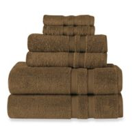 Wamsutta® Ultra Soft 6-Piece Bath Towel Set in Tiger Eye