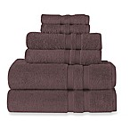Wamsutta® Ultra Soft 6-Piece Bath Towel Set in Black Plum