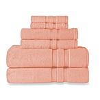 Wamsutta® Ultra Soft 6-Piece Bath Towel Set in Carnation