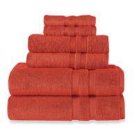 Wamsutta® Ultra Soft 6-Piece Bath Towel Set in Chrysanthemum