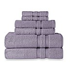 Wamsutta® Ultra Soft 6-Piece Bath Towel Set in Grape