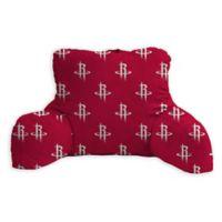 NBA Houston Rockets Backrest Pillow