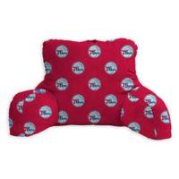 NBA Philadelphia 76ers Backrest Pillow