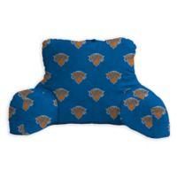 NBA New York Knicks Backrest Pillow