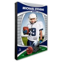 NFL Dallas Cowboys I Am the Star Player Canvas Wall Décor