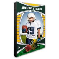 NFL Green Bay Packers I Am the Star Player Canvas Wall Décor
