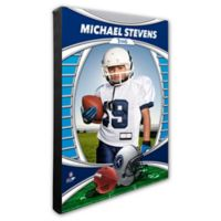 NFL Tennessee Titans I Am the Star Player Canvas Wall Décor