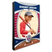 MLB Minnesota Twins I Am The Star Player Personalized Canvas Wall Decor